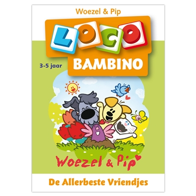 Image of   Bambino Loco Woezel &Pip-The Very Best Boyfriends