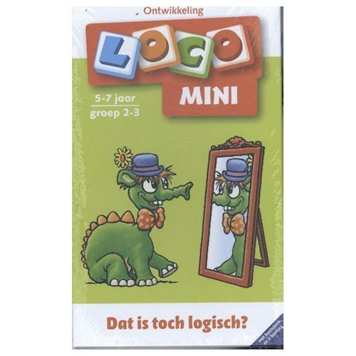 Image of   Loco Mini Is not that logical package