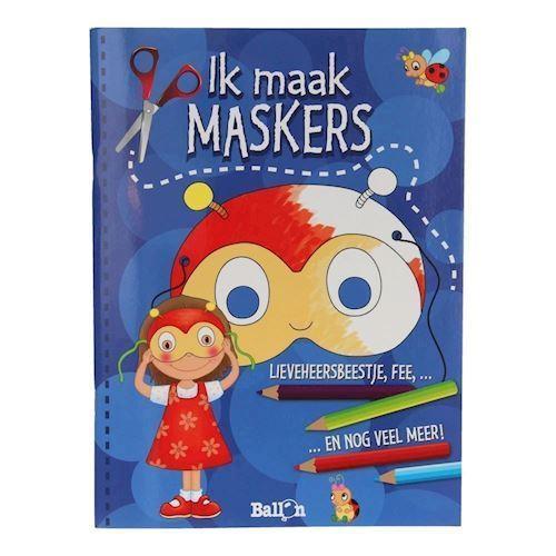 Image of Lav masker, pige