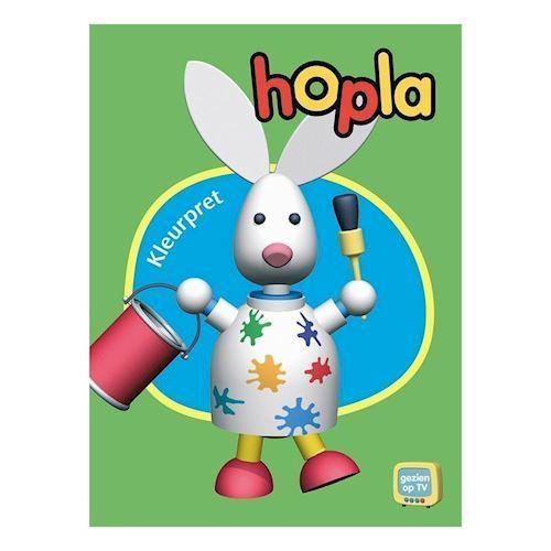 Image of   Hopla malebog