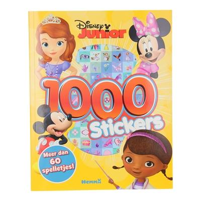 Image of   Disney Junior 1000 klistermærker