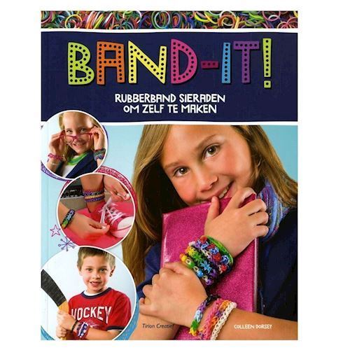 Image of   Band-it Loom Jewelry