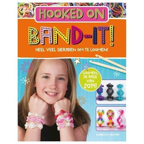 Image of   Hooked on Band-it! lav Armbånd