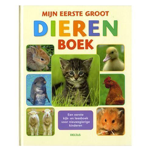 Min første bog med dyr