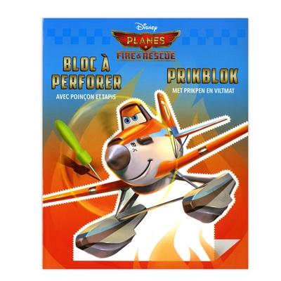 Image of   Disney flyvemaskiner, prikke blok