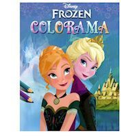 Disney, Frozen/Frost -  Malebog, Colorama