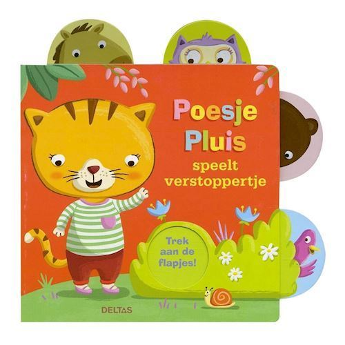 Image of   Pussy Pluis plays Stoppertertje