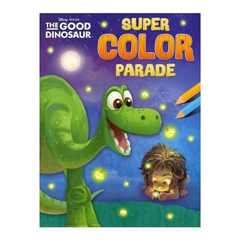 Disney Super Malebog, den gode Dinosaur