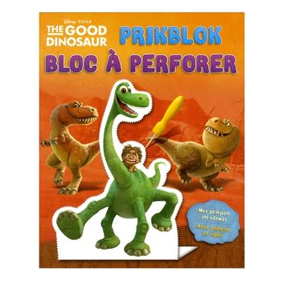 Image of   Den gode dinosaur, prikkeblok