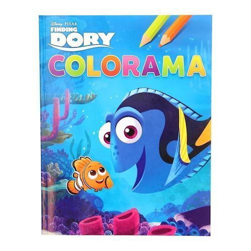 Image of Find Dory Colorama (9789044745573)