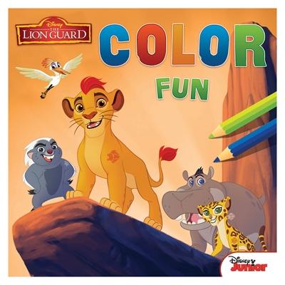 Image of   Disney løvernes garde malesjov