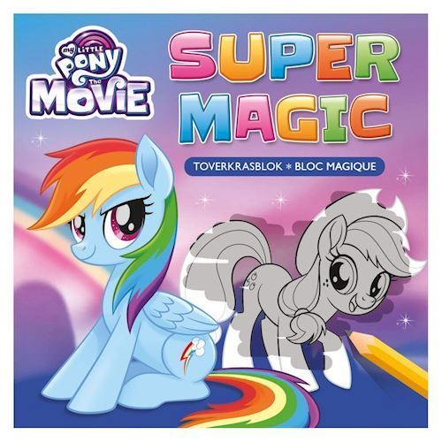 Image of   Magisk blok, My Little Pony