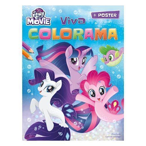 Image of   Viva Colorama My Little Pony, malesjov