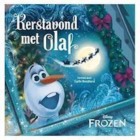 Christmas Eve with Olaf, book + cd