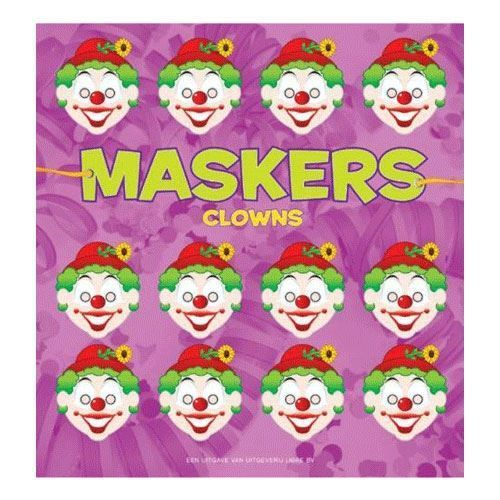 Masker, klovne