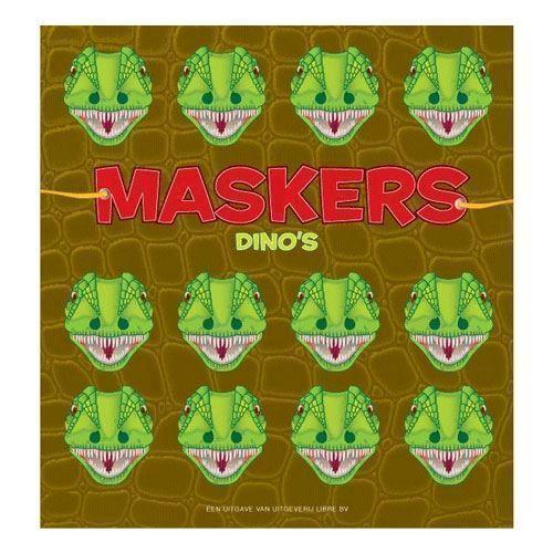 Masker, dinosaur