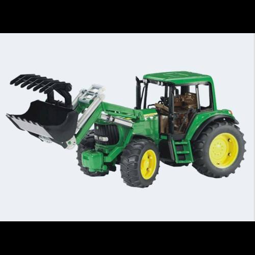 Image of Bruder Traktor 38Cm John Deere 6920 Med Frontlæsser