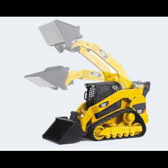 Image of Bruder Caterpillar Multi Terrain Loader