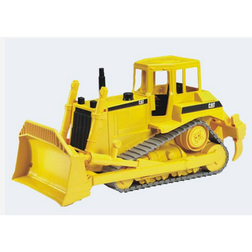 Image of Bruder Bulldozer 40cm CAT (4001702024222)