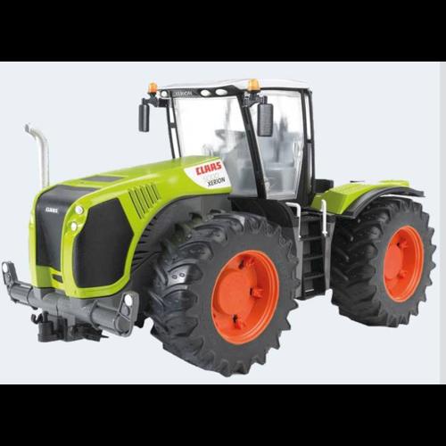 Image of Bruder Traktor 42cm Claas Xerion 500