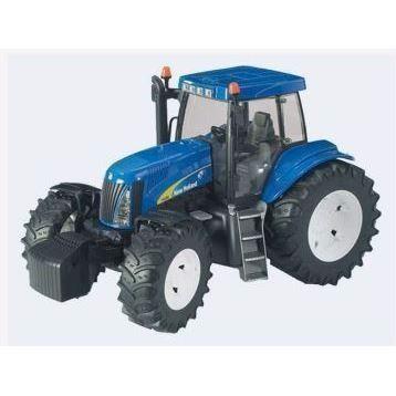 Image of Bruder Traktor 36Cm New Holland Tg285