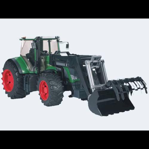 Image of Bruder Traktor 48cm Fendt 936 Vario med frontlæsser