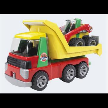 Image of Bruder Roadmax Transporter Med Minilæsser 42Cm