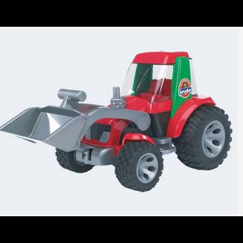 Image of Bruder Roadmax Traktor 39cm med frontlæsser