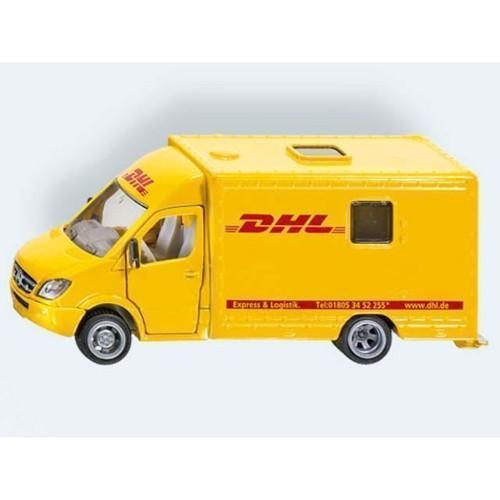 Image of Siku DHL posbil lastbil 1:50 (4006874019366)