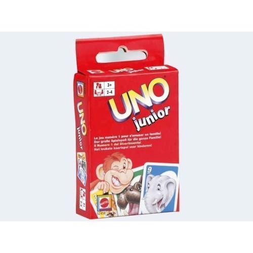 Image of UNO 52456 Junior 56 Kort