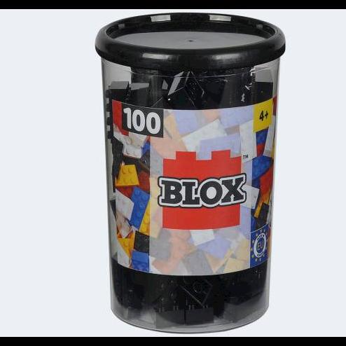 Image of Blox 100 sorte byggeklodser (4006592489168)