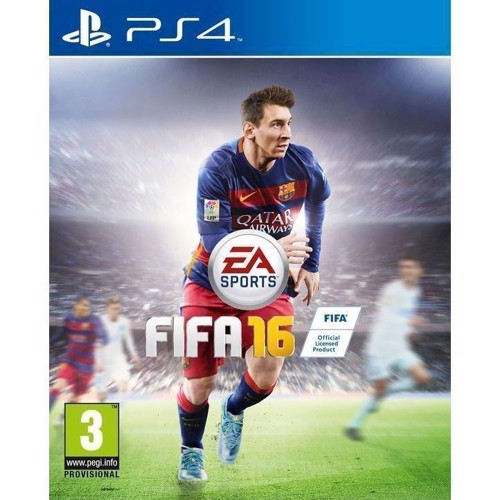 Image of FIFA 16 (Nordic) PS4 (5035225112875)