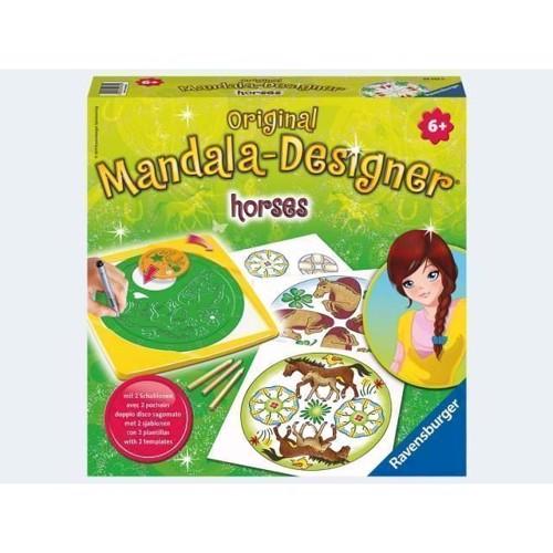 Image of Mandala heste (4005556297429)