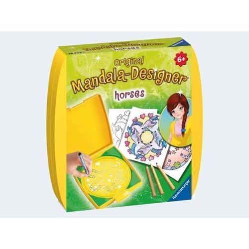 Image of Ravensburger Mandala heste (4005556299867)