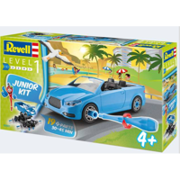 Revell Junior Kit cabriolet 1:20 byggesæt