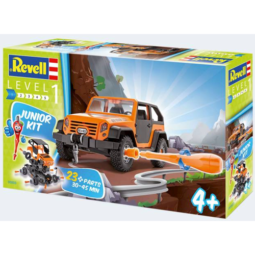 Image of Junior Kit Off-Road 1:20 byggesæt (4009803008035)