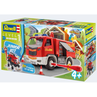 Revell byggesæt, Junior Kit brandbil 1:20