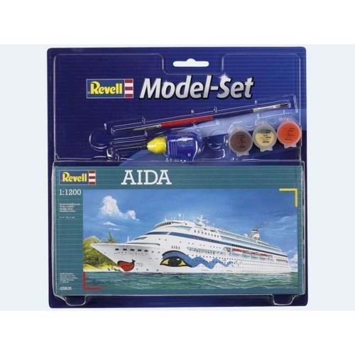 Image of Modelsæt, Aida