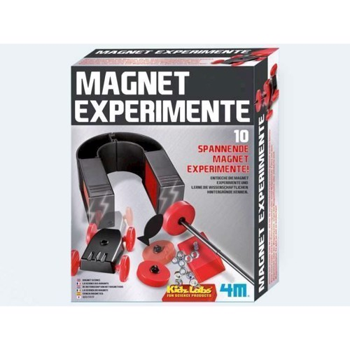 Image of Magnet Experiment