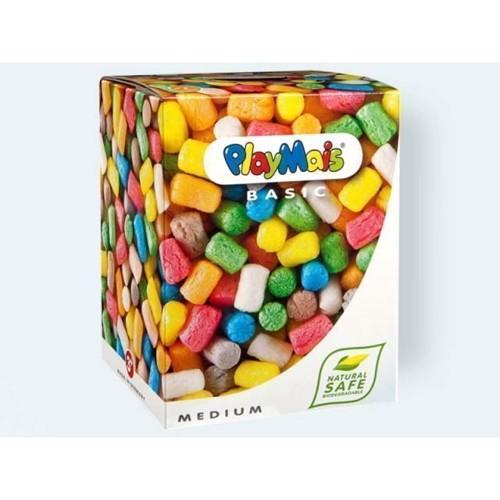 Image of PlayMais BASIC, 300 stk, guidebog og tilbehør