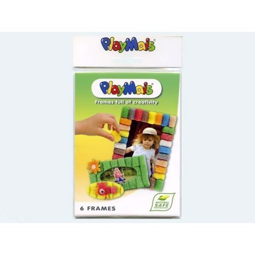 Image of PlayMais, 6 billedrammer (4041077002661)
