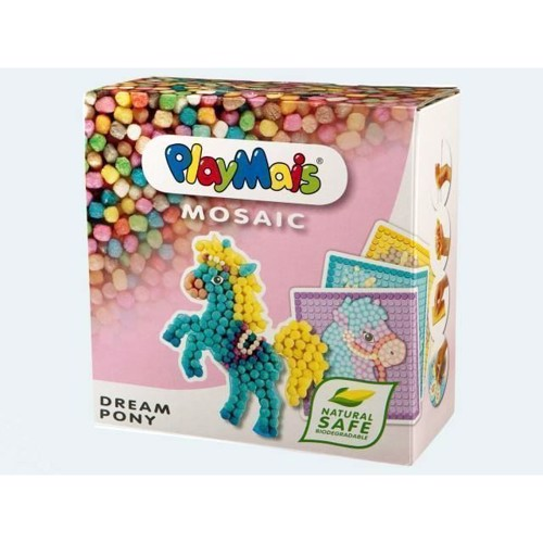 Image of PlayMais Mosaik, Dream Pony, 2300 dele (4041077002715)