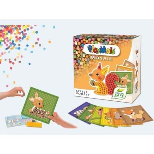 Image of PlayMais Mosaik, Little Forest, 2300 dele