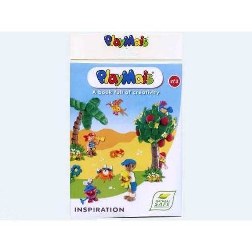Image of PlayMais bog, 32 sider inspiration