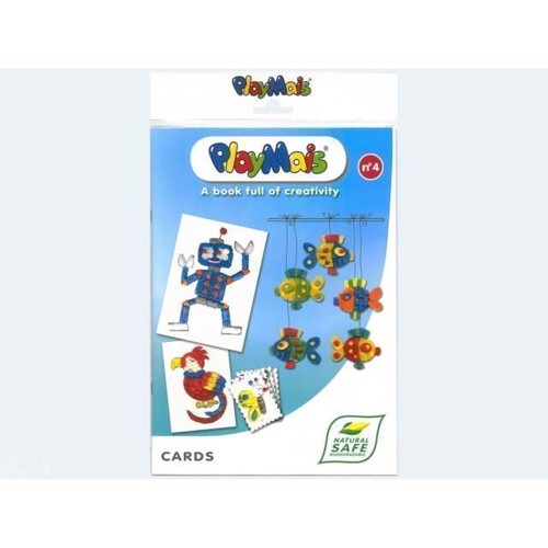 Image of PlayMais, 4 kort (4041077200227)