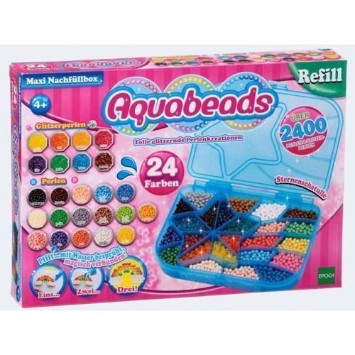 Image of Aquabeads, Maxi refil pakke