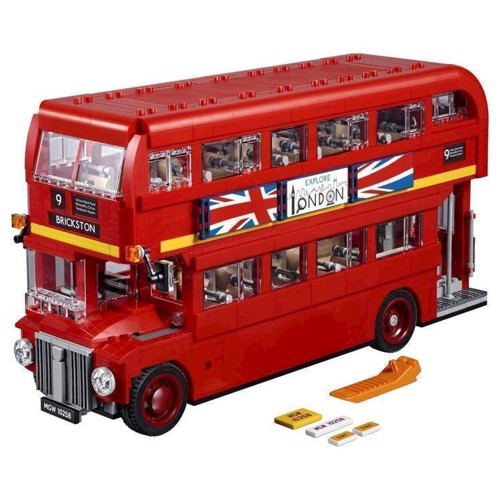 Image of Lego 10258 Creator - London Bus