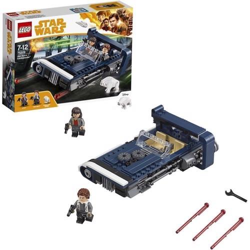 Billede af LEGO 75209 Star Wars Han Solos Landspeeder