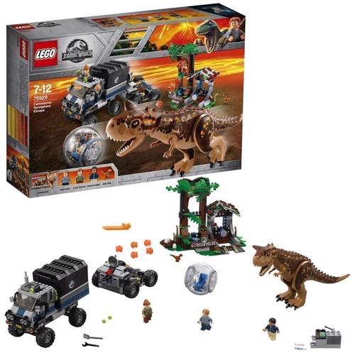 Image of Lego 75929 Carnotaurus Gyrosphere Escape