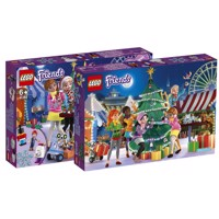 Lego Friends 41382 Julekalender 2019